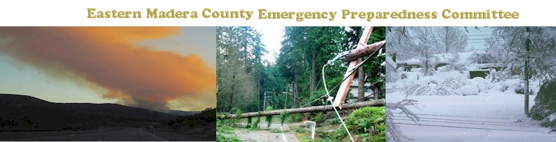 Eastern Madera County Emergency Preparedness Committee